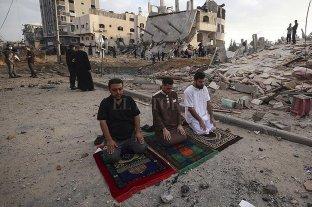 La llegada del enviado de Estados Unidos coincidió con una nueva ofensiva de Israel sobre la Franja de Gaza