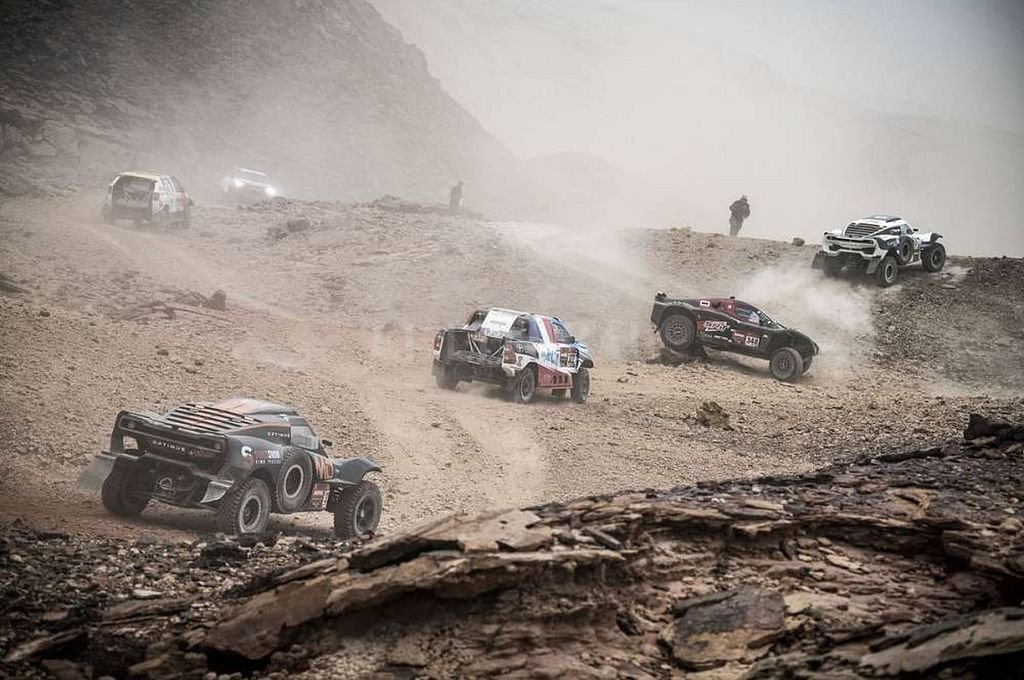 Crédito: Prensa Dakar