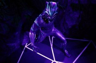 La figura de cera de Black Panther se suma al museo Madame Tussauds de Londres
