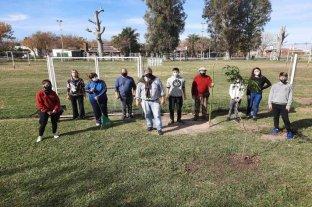 """""""Un Árbol Más"""" llega al departamento San Jerónimo"""