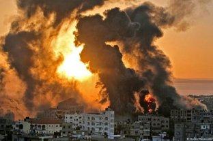 En la última semana el grupo terrorista Hamas lanzó 3.000 cohetes contra Israel