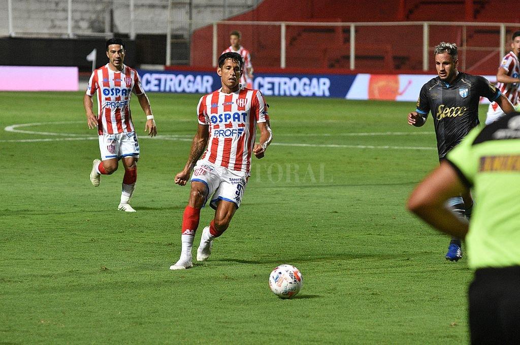 Fernando Márquez, un jugador que vino para ponerse la