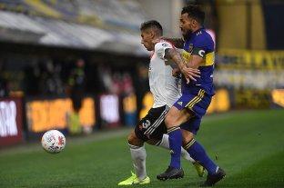 Con gol de Tévez, Boca supera a River -  -