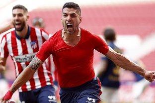 Atlético de Madrid  lo dio vuelta en el final ante Osasuna y quedó a un paso del título