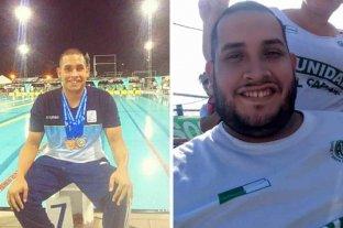 Conmoción por la muerte del nadador paralímpico Jorge Corvalán tras contraer coronavirus  -