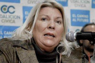 """Elisa Carrió rechazó la Sputnik V y dejó pasar su turno de vacunación como protesta a """"la dictadura de Putin"""""""