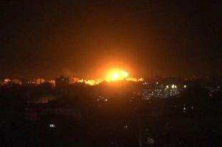 Al sur de Israel las sirenas antiaéreas volvieron a sonar