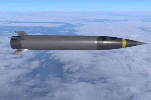 Estados Unidos prueba con éxito su misil balístico de precisión hasta una distancia récord