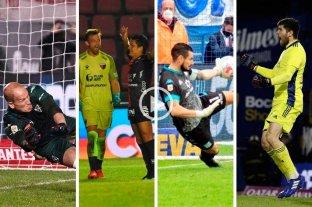 Penales para todos: los cuartos de la Copa de la Liga se definieron desde los 12 pasos