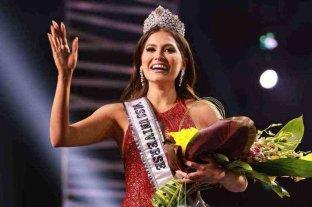 La mexicana Andrea Meza se convirtió en Miss Universo 2021