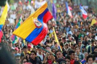"""Convocan a una nueva """"gran movilización"""" en Colombia para este miércoles"""