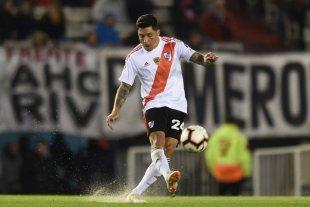 Insólito: si Conmebol no acepta el pedido de River, Enzo Pérez o Casco podrían atajar en la Copa Libertadores