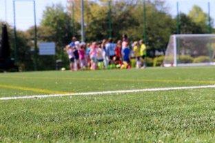 San Juan: un niño de 4 años murió después que se le cayera un arco de fútbol encima