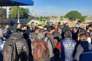 Paro de colectivos en Corrientes