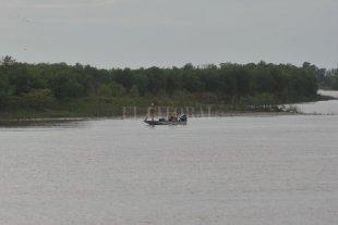 Encontraron el cuerpo de un hombre en el río Coronda - Imagen ilustrativa. -