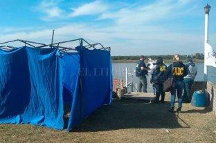 Encontraron el cuerpo de un hombre en el río Coronda -