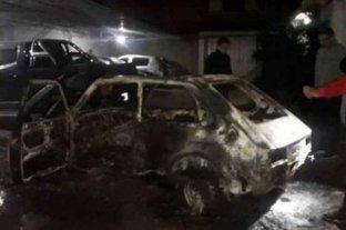 Córdoba: en su cumple le quemaron el auto y sospecha del ex