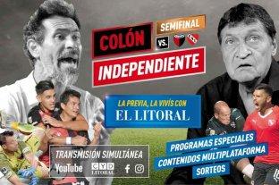El Litoral y otra cobertura a la altura de lo que se juega Colón