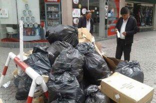 Nuevas iniciativas de Córdoba para la clasificación de residuos por colores, formas y destinos