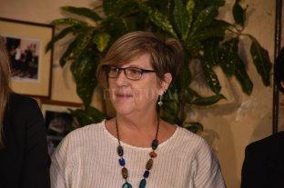 Griselda Bertoni deja la secretaría de Obras Públicas del municipio