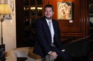 Lammens viaja a España en busca de inversiones para reactivar el turismo