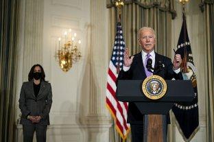 Joe Biden anunció que Estados Unidos donará 20 millones de vacunas contra el coronavirus