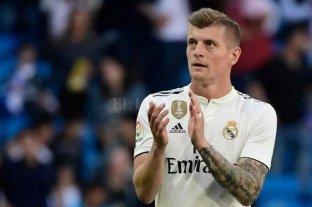 Toni Kroos dio positivo a coronavirus y se pierde el partido contra el Villarreal