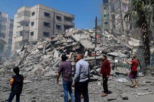 Israel lanza sus ataques más fuertes en Gaza