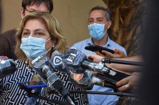 Colapso sanitario: virus muy agresivo, más días de internación y pacientes jóvenes - Muy preocupada. Así se la notó a la titular de la cartera sanitaria provincial, Sonia Martorano.