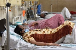 India superó los 25 millones de casos de coronavirus