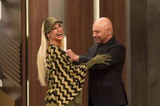"""Vicky Xipolitakis volvió a """"Masterchef Celebrity"""" y se reencontró con Germán Martitegui"""
