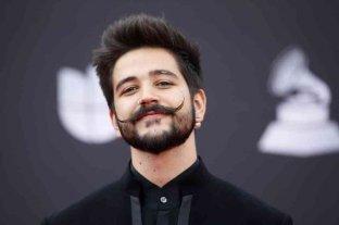 Camilo se lució en los Premios Nuestra Tierra 2021