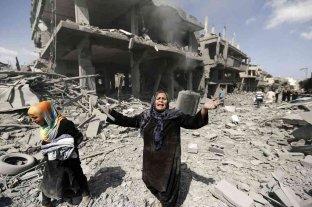 Egipto donará 500 millones de dólares para la reconstrucción de Gaza