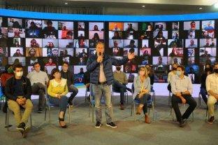 Entre Ríos: hackearon un acto de Gustavo Bordet y aparecieron personas teniendo sexo