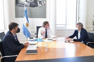 Cafiero se reúne con sus pares de provincia y Ciudad de Buenos Aires para analizar la situación en el AMBA