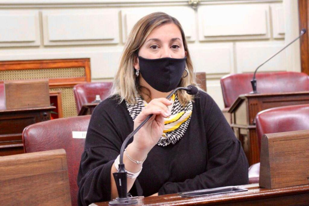 """Diputada Orciani: """"Ayuda sí, persecución no"""""""