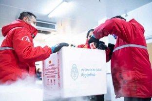 Llegarán a Córdoba otras 41.400 dosis de Sputnik V