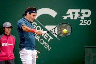 """""""Esperaba más de mí"""", reconoció Federer tras perder en su regreso al circuito"""