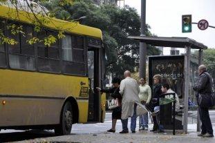 Se levantó el paro de colectivos en Rosario
