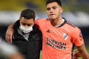 River jugará con diez futbolistas: una situación sin precedentes en Copa Libertadores