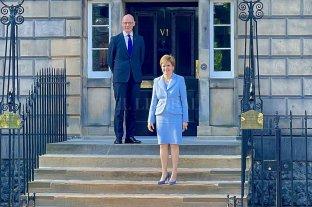 Sturgeon fue reelecta y reafirmó su intención de independizarse del Reino Unido