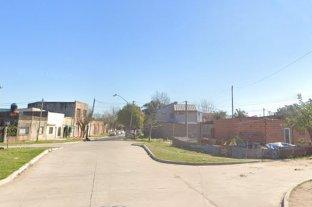 """Buscan a """"un tal Juancito"""" por un homicidio en Lavaisse y Pje. Santa Fe"""
