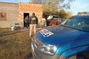 """Detuvieron a un ladrón """"confianzudo"""" por un violento robo en Gálvez"""
