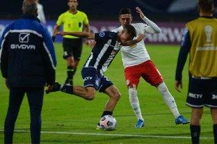 Talleres perdió ante Bragantino de Brasil y quedó afuera de la Copa Sudamericana
