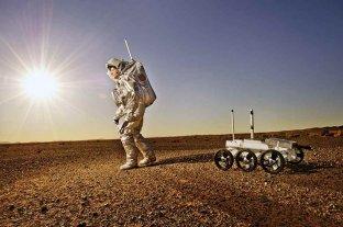 """Poblar Marte: de la distopía a lo real, en la mirada de un escritor """"migrante"""""""