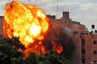 Continúan los ataques entre Israel y Gaza