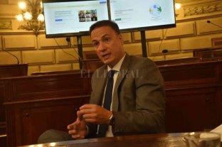 Lisandro Enrico pide evitar divisiones en la oposición