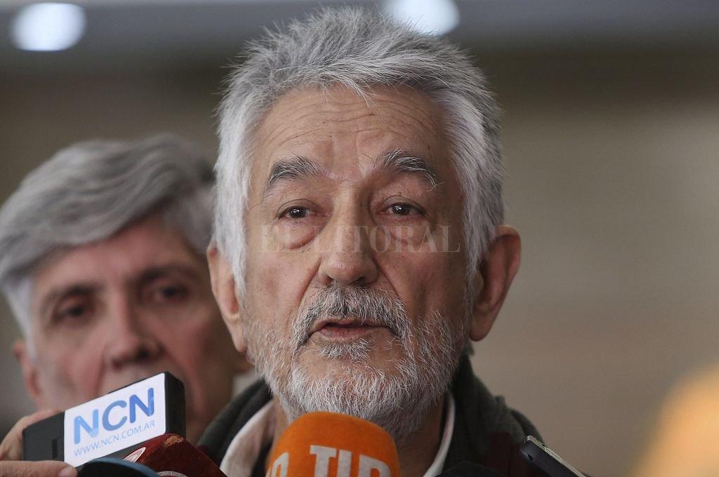 Alberto Rodríguez Saa, gobernador de San Luis. Crédito: NA
