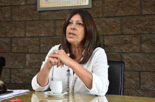 Clara García encabezará el interbloque del Frente Progresista