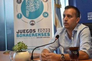 """Javier Lovera: """"la actividad deportiva debería regularse o suspenderse"""""""